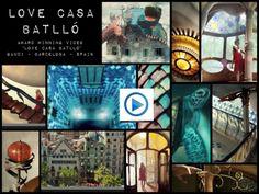 [VIDEO] 'Love Casa Batlló'  Award winning short film.  #Gaudi #architecture #ArtNouveau #Barcelona #Spain #3Danimation  [Spanish] El vídeo 'Love Casa Batlló' se ha alzado ganador del Gran Premio del Festival Internacional de Filmes Turísticos de Riga y del galardón a la mejor película de turismo cultural. Read more ... http://www.elperiodico.com/es/noticias/ocio-y-cultura/video-casa-batllo-gana-premio-internacional-peliculas-turisticas-3261798
