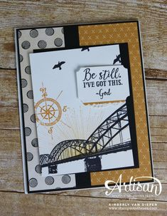 Mix it up, Stampin' Up!, Wherever You Go with Sending Thoughts