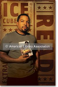 Ice Cube READ poster
