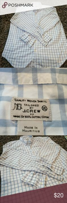JCrew Paid Button Up Shirt JCrew Paid Button Up Shirt XL J. Crew Shirts Casual Button Down Shirts
