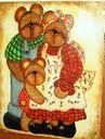 familia osos