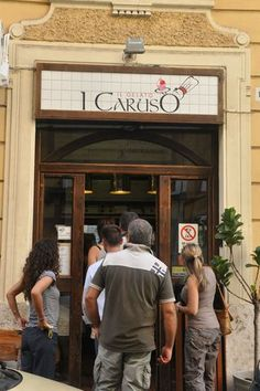 Caruso in Rome, best gelateria--Gelato=A small glimpse of heaven!