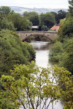 Road Bridge, Stamford Bridge, East Riding of Yorkshire Continental Europe, English Cottages, Irish Sea, Stamford Bridge, North Sea, English Countryside, Town And Country, Small Island, Great Britain