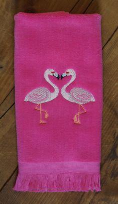 "Valentine/'s Day /""You /& Me/"" Sweet Birds Design Kitchen Hand Towel 29/"" X 18/'/'"