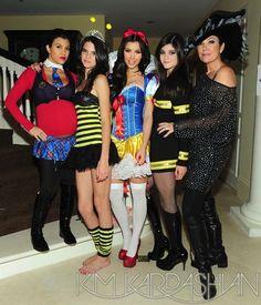The Kardashians and Jenners
