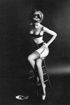 Jeanloup Sieff, for Harper's Bazaar, 1963.