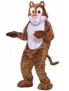 $161.63Tiger Deluxe #Mascot #Adult #Costume