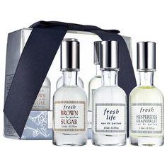 Fragrance Journey - Fresh | Sephora