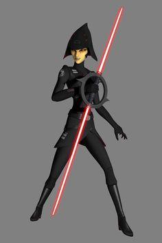 star wars seventh sister nackt