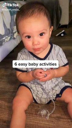 Baby Learning Activities, Sensory Activities, Infant Activities, Baby Sensory Play, Baby Play, Newborn Baby Tips, Baby Life Hacks, Baby Care Tips, Baby Development