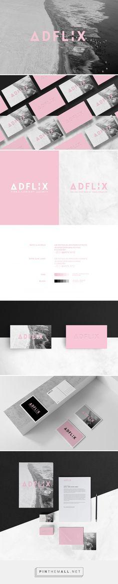 AdFlix Video Creation Branding by Ariella Goldman Self Branding, Event Branding, Branding Agency, Business Branding, Corporate Identity, Web Design Agency, Brand Identity Design, Branding Design, Branding Ideas