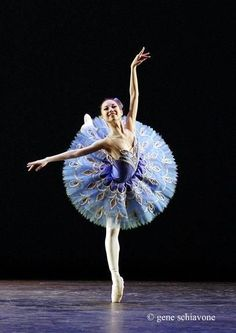 Really Amazing Peacock Ballet Costume.