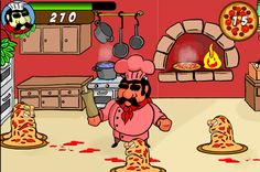 Pizza Invasion Play for free Please give feed back if you download thanx