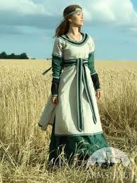 Emilee medieval sleeveless dress - Google Search thinkrice.net