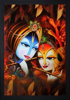 #SAF #Textured #UV #Canvas #Painting with 67% #Discount through #Flipkart African Art Paintings, Dance Paintings, Modern Art Paintings, Krishna Statue, Krishna Art, Radhe Krishna, Lord Krishna, Indian Folk Art, Modern Indian Art