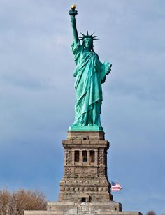 """Moms say NO to hate and demand Liberty & Justice  Send a mini Statue of Liberty to Trump Towers as a reminder to Congress and President Trump that we're the United States of America (emphasis on """"United""""). The diversity of our nation is what's made us a strong, creative, and prosperous country."""