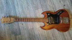 Framus E-Gitarre Standard 6 / J370 von 1972 in Bayern - Rimpar   Musikinstrumente und Zubehör gebraucht kaufen   eBay Kleinanzeigen