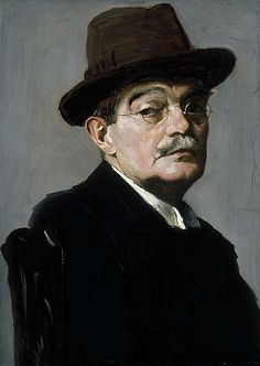 William Strang, 1859 - 1921.  (Self-portrait) about 1919