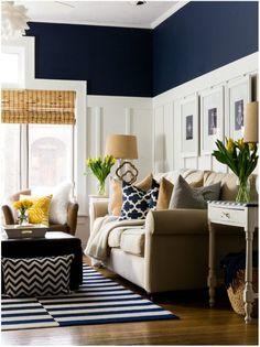 Azul na decor / homedecor