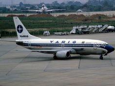 VARIG - Boeing 737-300 - PP-VNV  Voei tanto entre MCP-BEL -> Belém-Macapá;  Macapá-Belém -> BEL-MCP