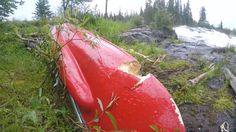 A Saskatchewan paddler who came across a canoe abandoned on the Hayes River by a pair of German tourists says they were neither prepared nor properly equipped to paddle the rocky northern Manitoba waterway.