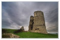 Hadleigh Castle, Hadleigh, Essex
