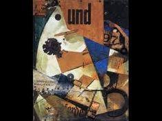 Kurt Schwitters, Das UndBild, 1919