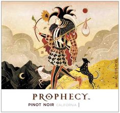 I have had the great pleasure of working on a new line of wines called Prophecy. They are available in most American wine stores so perhaps you have sighted them in the wild before already.