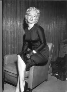 vintage everyday: These Rare Candid Photographs of Marilyn Monroe in the…