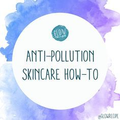 Pollution causes damage to your skin. It's more than just cleansing your face after a long day. You have to treat your skin for an effective anti-pollution skincare regimen. Read on how to prevent it on our blog. #glowrecipe #antipollution #kbeauty #korean #organic #skincare #bblogger #beauty #naturalskincare