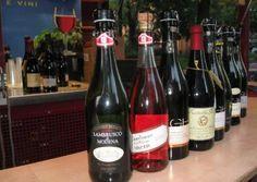 Existe muchas más variedad de vinos bajo la denominación #lambrusco, aunque no lo conozcamos