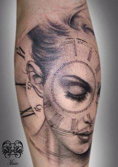 Amazingly detailed tattoo