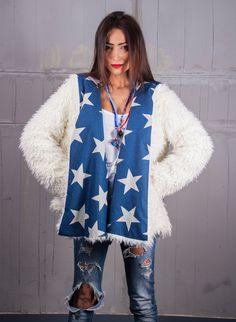Womenswear fashion jacket
