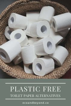 Plastic Free Toilet Paper That Lets You Wipe with a Clean Conscience Recycling Facility, Save My Money, Plastic Packaging, Free Tips, Family Outfits, Toilet Paper, Biodegradable Products, Cleaning, Lifestyle Changes