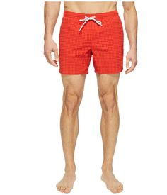 9ada2b86b21 LACOSTE Taffeta Gingham Swim Short Length.  lacoste  cloth  swimwear Men s  Swimwear