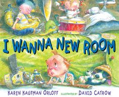 "Read ""I Wanna New Room"" by Karen Kaufman Orloff available from Rakuten Kobo. A hilarious companion to I Wanna Iguana. Ever since their baby sister came along, Alex has been forced to share a room w. Writing Mentor Texts, Opinion Writing, Persuasive Writing, Writing Lessons, Writing Ideas, Essay Writing, Mentor Sentences, Informational Writing, Academic Writing"