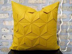 ++ Golden Yellow Wool Felt