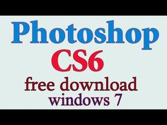 adobe photoshop free download for windows 10 youtube