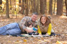Fall family photo shoot in Umstead Park, Raleigh NC