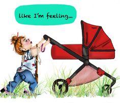 www.tribulationsdunemamanado.com #illustration #illustrator #blog #blogger #teenmom #mamanado #maman