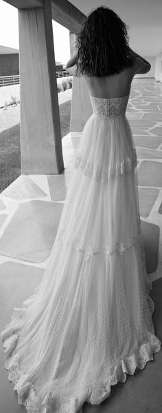 Wedding Dress by FLORA Bridal 2017 Collection #weddingdress