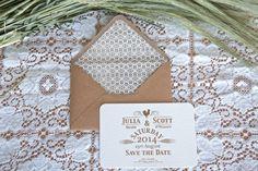 Barley Suite - Save the Date Letterpress Wedding Stationery, Save The Date, Day, Prints, Wedding Invitation