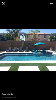 Best Small Pool for Backyard . Best Small Pool for Backyard . Small and Best Backyard Pool Landscaping Ideas Backyard Pool Landscaping, Backyard Pool Designs, Small Backyard Pools, Small Pools, Swimming Pools Backyard, Swimming Pool Designs, Landscaping Ideas, Backyard House, Lap Pools