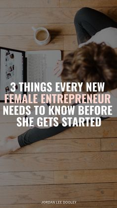 3 Things You Need to Know Before You Start A Business - Jordan Lee Dooley Business Tips, Business Women, Online Business, Social Media Quotes, Social Media Tips, Marketing Process, Blogging For Beginners, Starting A Business, Get Started