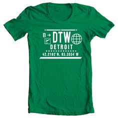 DTW CLEARPORT T-SHIRT - NAVY AND WHITE #DETROIT #DTW #MICHIGAN #TIGERS #LIONS #REDWINGS #SPARTANS #WOLVERINES #BRONCOS #MICHIGANSTATE #EASTERNMICHIGAN #WESTERNMICHIGAN #PISTONS via A HUNNIT YEARS. Click on the image to see more!