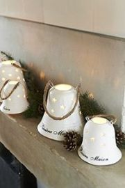 Christmas Bell Dome M