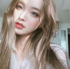 Pretty Asian Girl, Ulzzang Korean Girl, Cool Girl Pictures, Pink Aesthetic, Love Story, Elsa, Cute Outfits, Iphone, Portrait