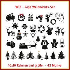 W-13 Giga Weihnachtsset Stickdatei http://www.rock-queen.de/epages/78332820.sf/de_DE/?ObjectPath=/Shops/78332820/Products/2213