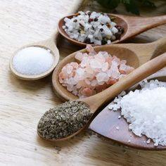 Tipos de sal y sus usos en la cocina | Cocinar en casa es facilisimo.com
