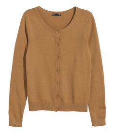 H&M - Cashmere Sweater - Camel - Ladies | Less is more ...